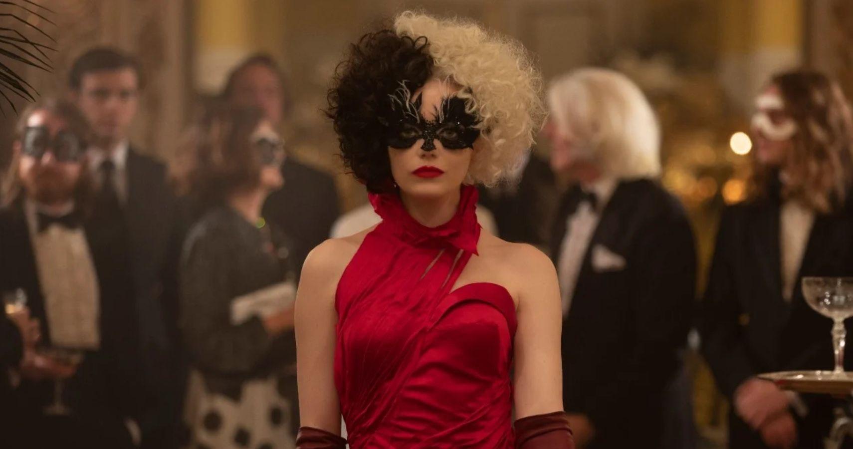 Emma Stone Is Brilliant, Bad, And A Little Bit… Joker In 'Cruella' Trailer