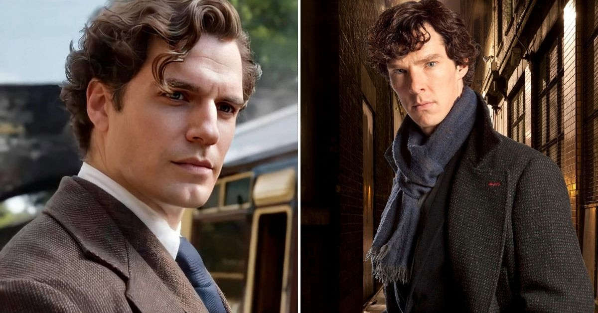 After Henry Cavill, RDJ And Benedict Cumberbatch, This Is Netflix's Newest Sherlock Holmes