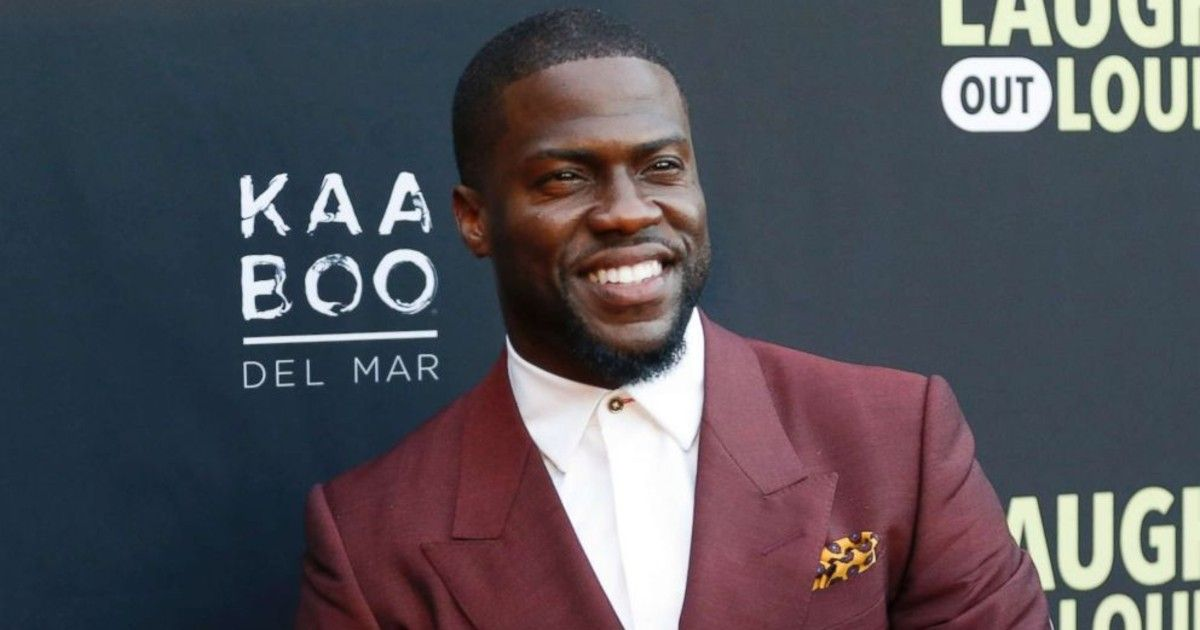 Kevin Hart Inks Deal With Netflix For New Comedy, 'Me Time'