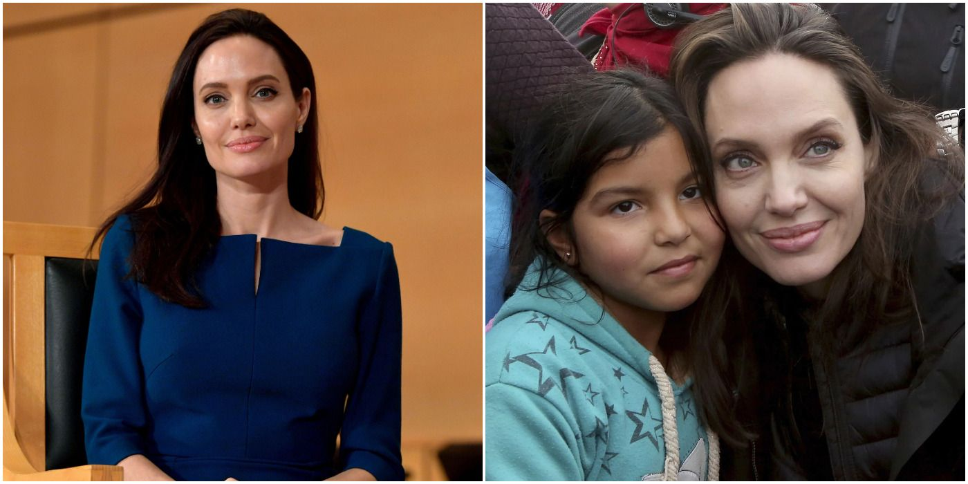 10 Amazing Things Angelina Jolie Has Done For The World