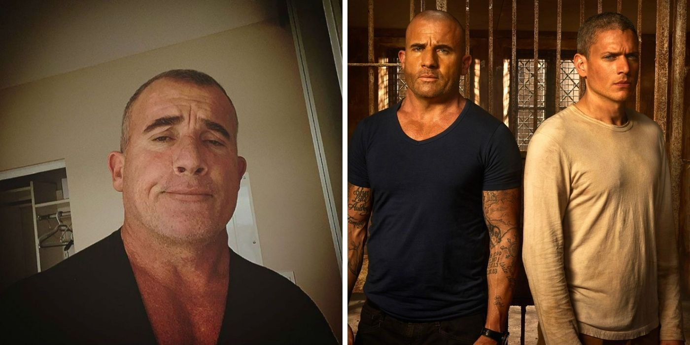 Has 'Prison Break' Star Dominic Purcell Quit Acting For Good?