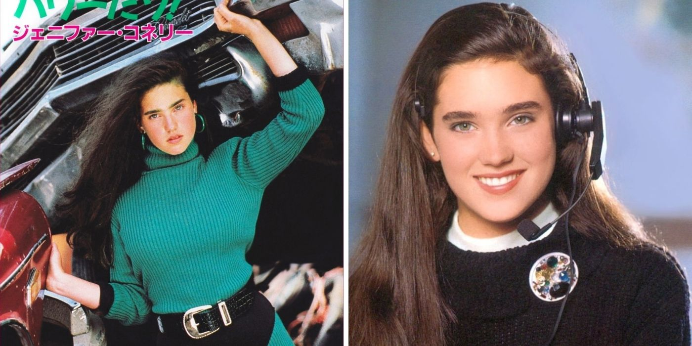 Jennifer Connelly Once Released A Japanese Song, But Doesn't Speak The Language