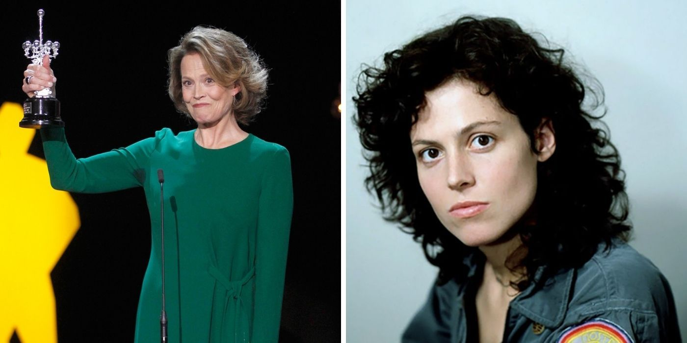 The Film 'Aliens' Earned Sigourney Weaver This Unique, First-Ever Award