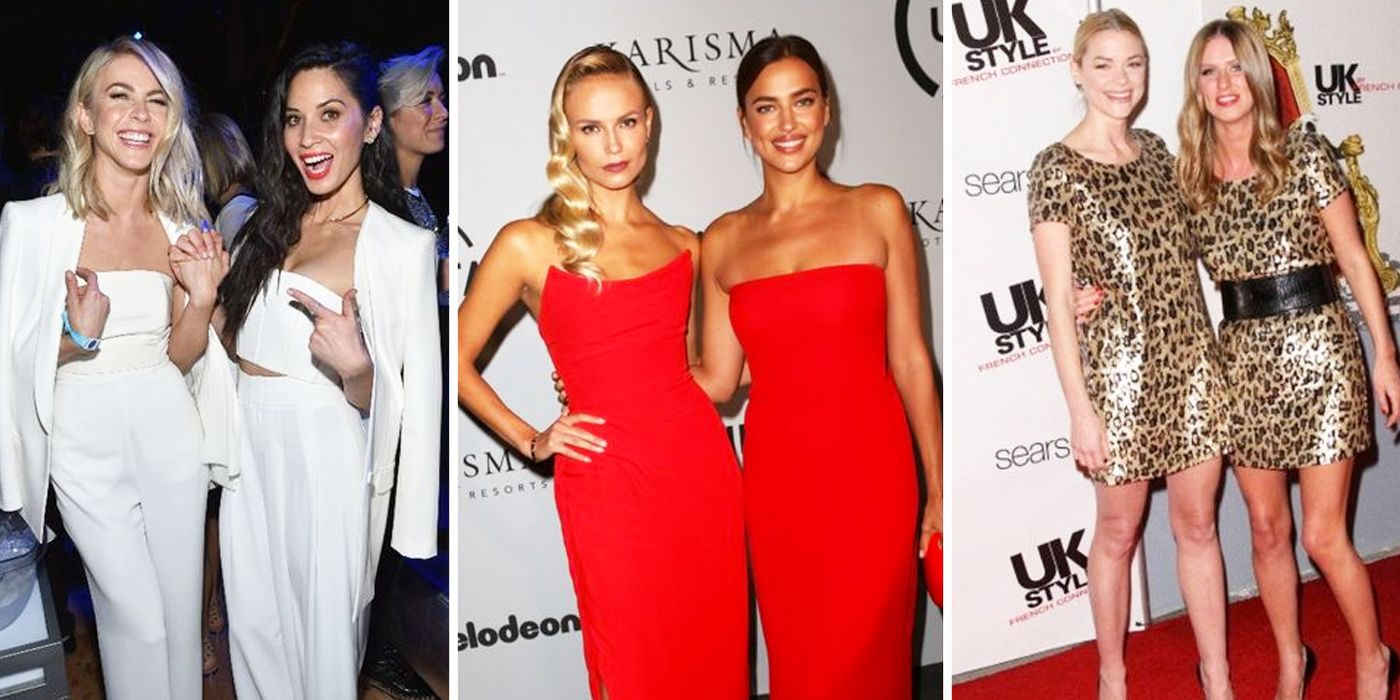 10 Stars Who Wore The Same Outfit On The Red Carpet