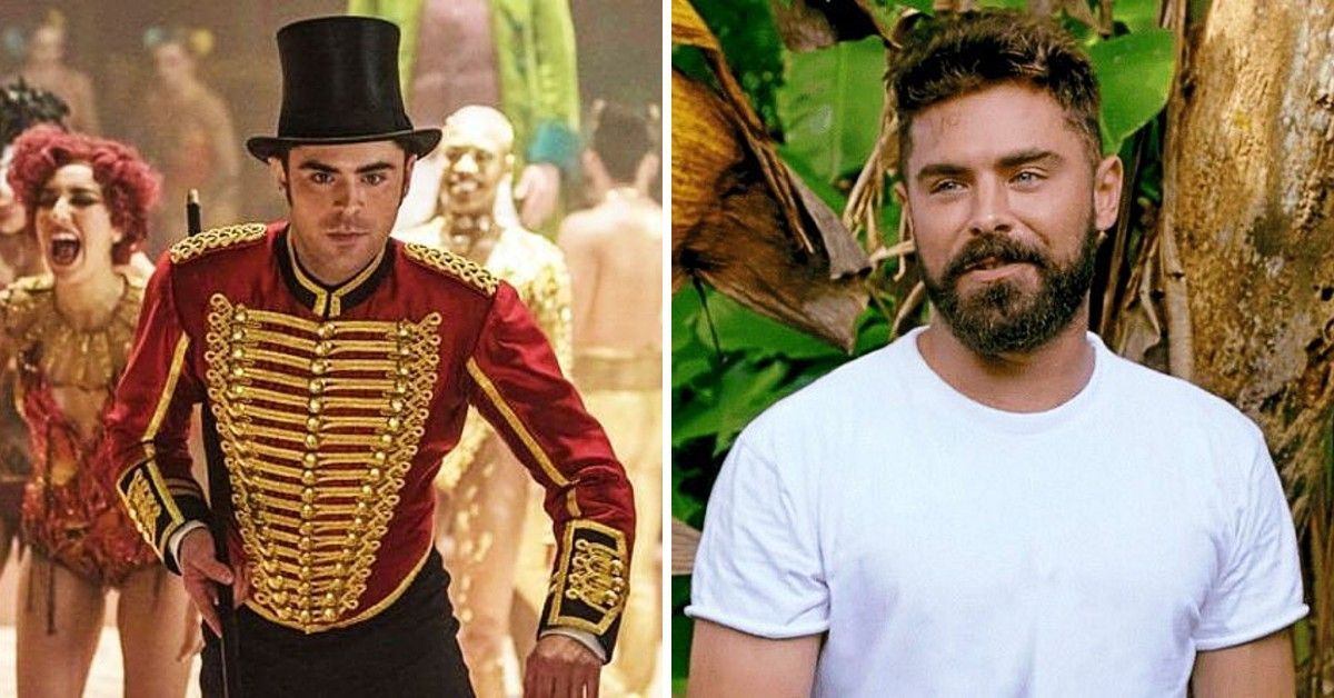 Everything Zac Efron Has Done Since 'High School Musical'