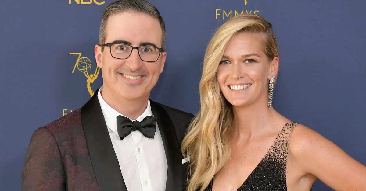 An Inside Look At John Oliver And His Wife, Kate Norley's Marriage