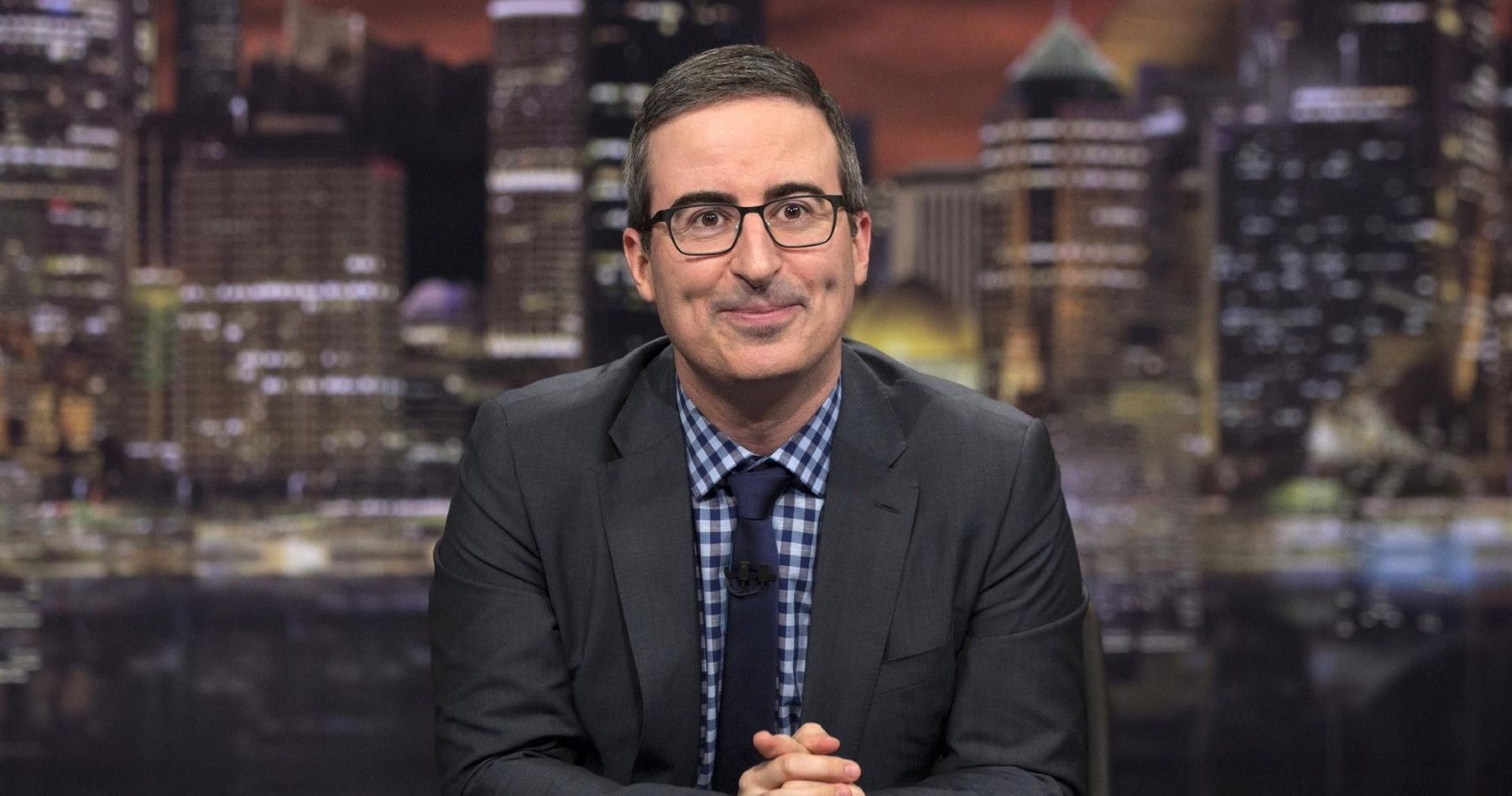 Here's Why Twitter Is Talking About John Oliver's 2018 Comment On Meghan Markle