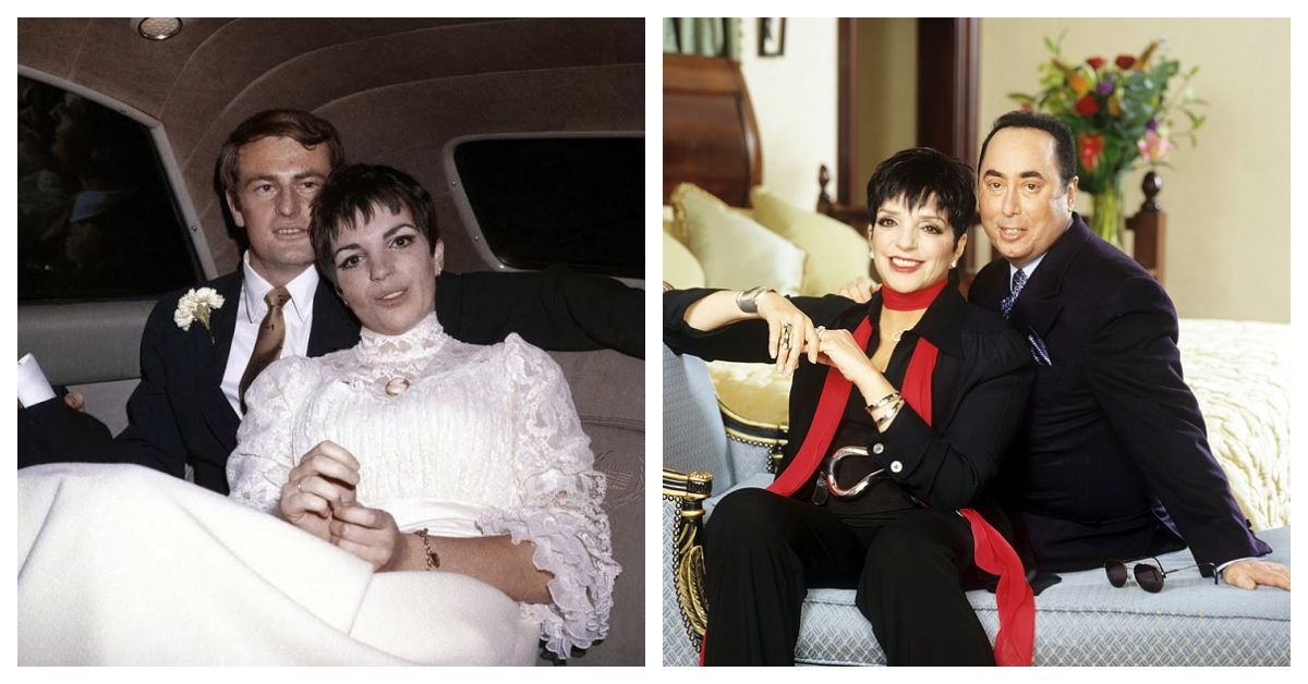 The Truth About Liza Minnelli's 4 Divorces | TheThings
