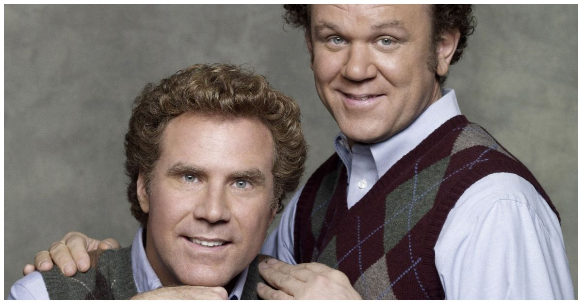 The True Origin Of Will Ferrell's 'Step Brothers' | TheThings