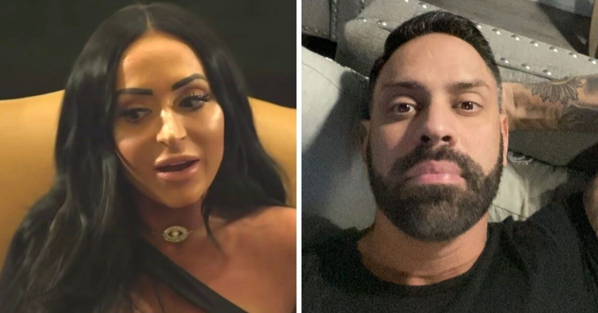 'Jersey Shore': Angelina Pivarnick Seemingly Deletes Her IG Account While Husband Chris Posts His 'New Look'