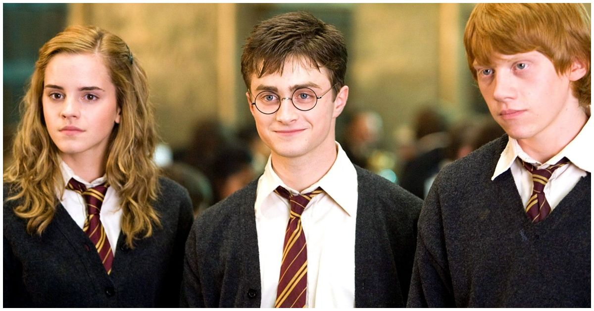 What Entertainment Weekly Really Thought About The 'Harry Potter' Movies