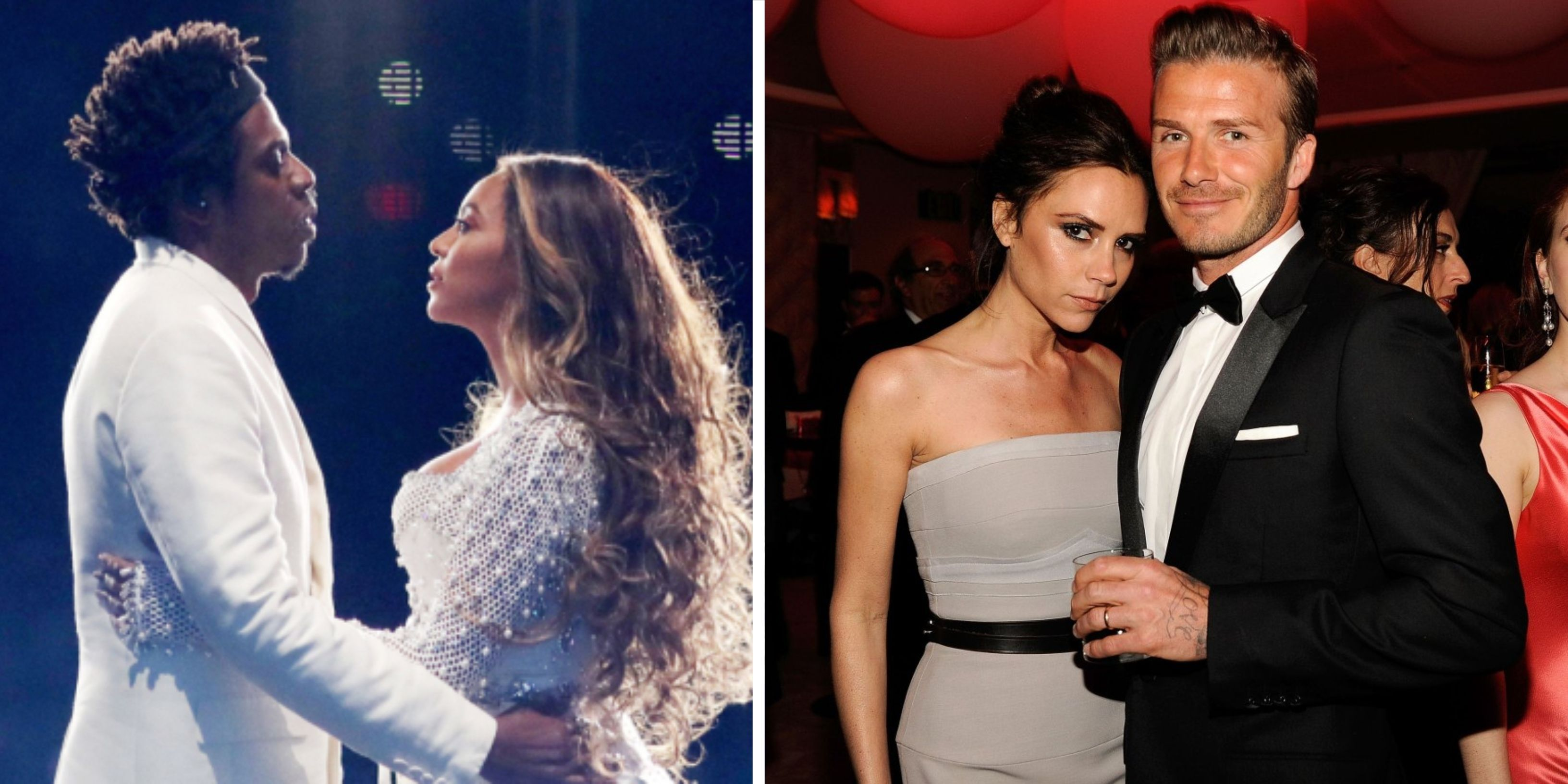 These Are The 10 Celebrity Couples With The Highest Combined Net Worth
