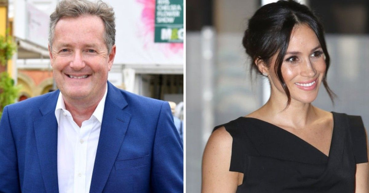 Piers Morgan Fans Talk About Abolishing The Monarchy After Megan And Harry's Interview