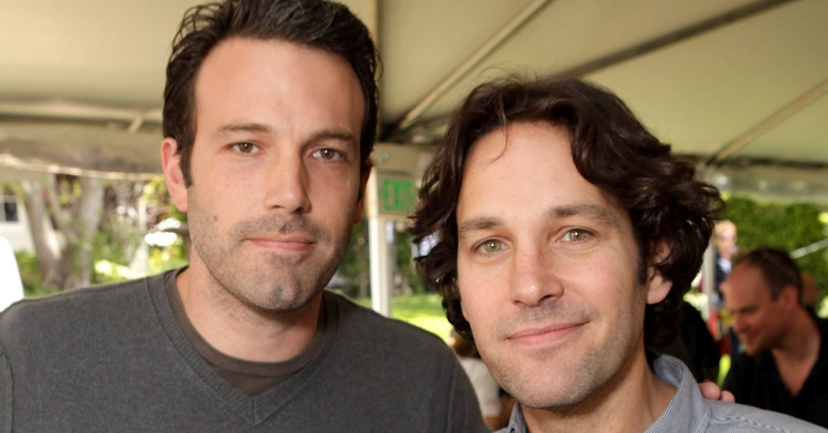 Paul Rudd Beat Out Ben Affleck For A Role In This Iconic Movie