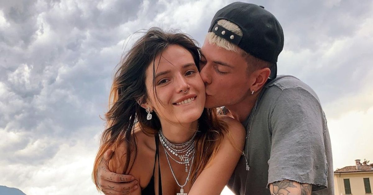 Everything We Know About Bella Thorne's Relationship With Benjamin Mascolo