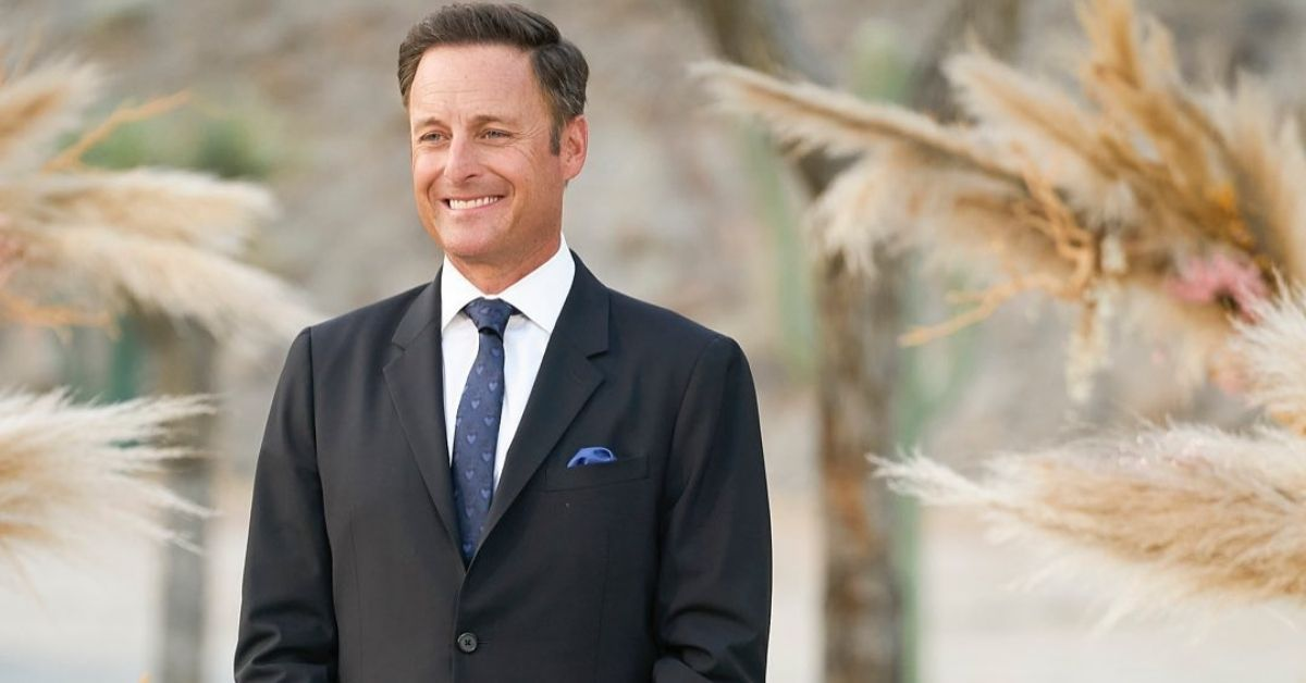 Here's The Real Reason Why Chris Harrison Was Fired From 'The Bachelorette'