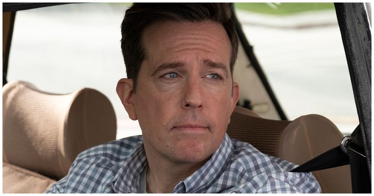 The Real Reason Ed Helms Keeps His Wife A Secret
