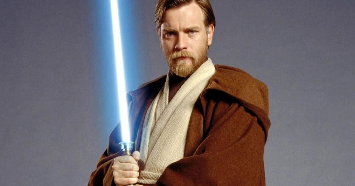 Star Wars Fans Are Thrilled Over Ewan McGregor Sporting His Iconic 'Obi-Wan Kenobi' Beard