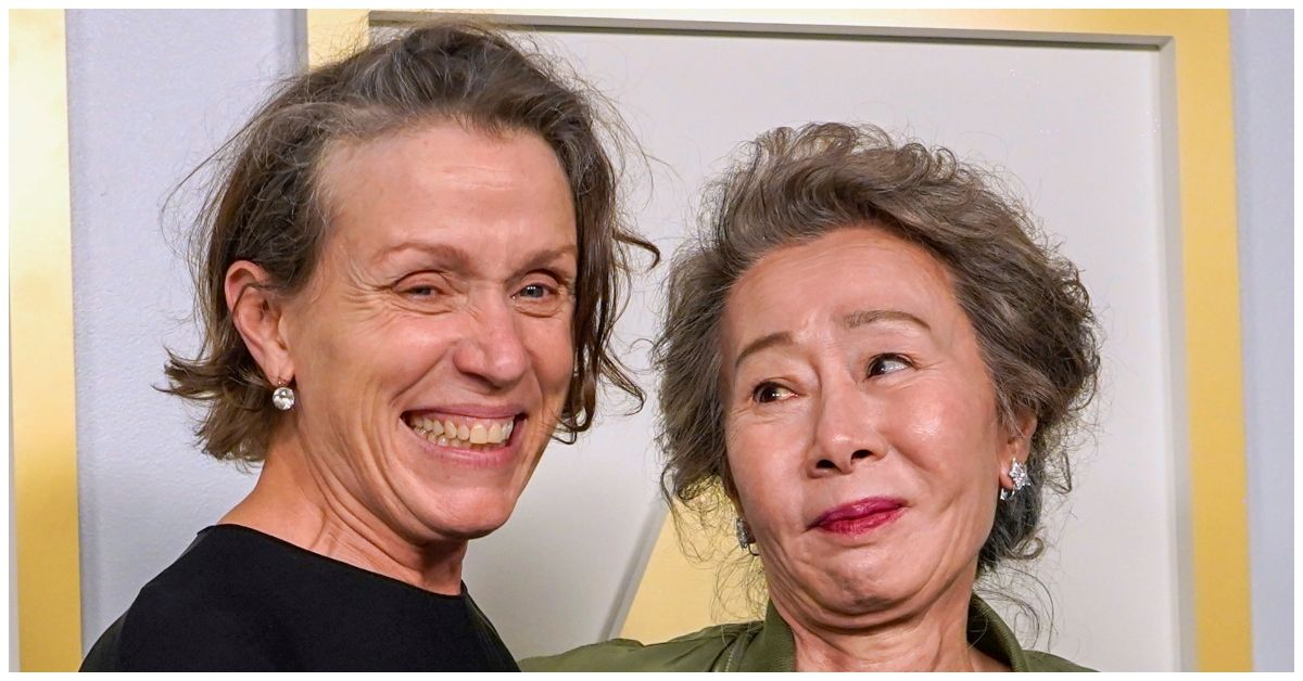 The Real Reason 'Nomadland's' Frances McDormand Doesn't Wear Makeup