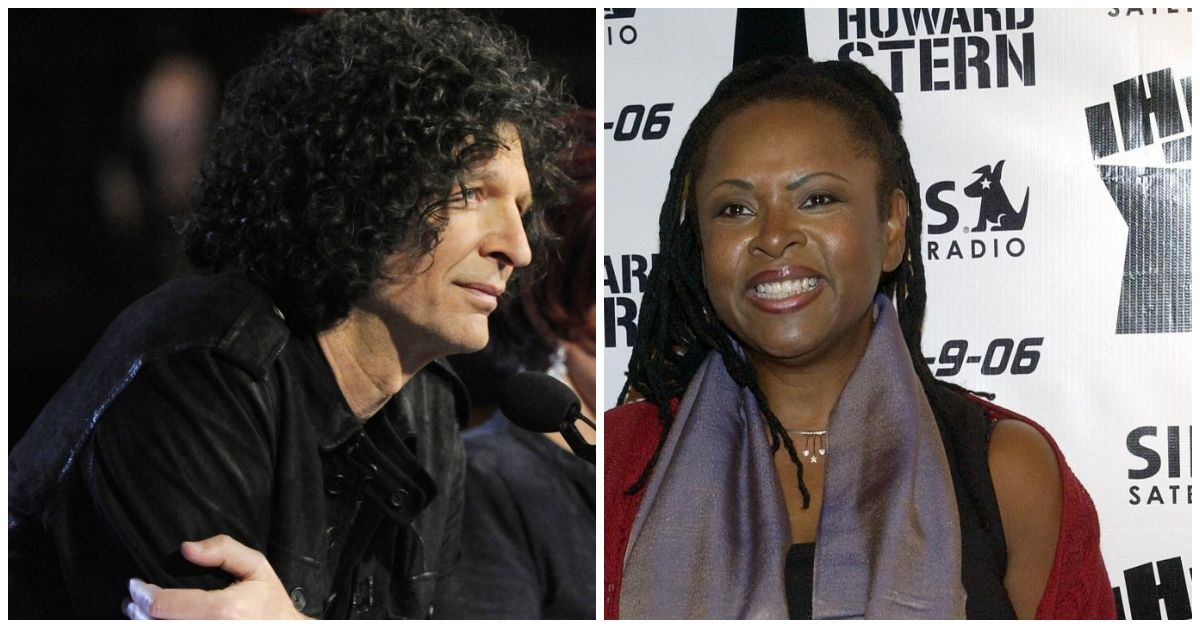 The Real Reason Howard Stern's Show Co-Host Once Stormed Off The Show