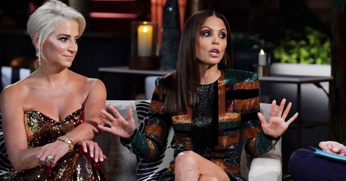 10 'Real Housewives' Reunion Moments That Left Us Speechless