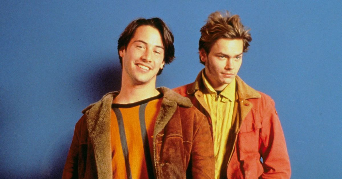 Inside River Phoenix And Keanu Reeves' Relationship