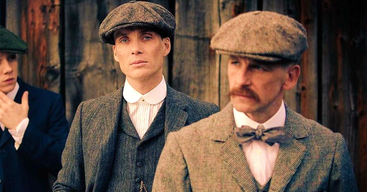 Cillian Murphy Was In A Rock Band & 9 Other Lesser-Known Facts About The 'Peaky Blinders' Star