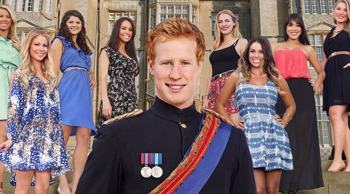 That Prince Harry Reality Show Trends Again As Fans Share Bonkers BTS Facts
