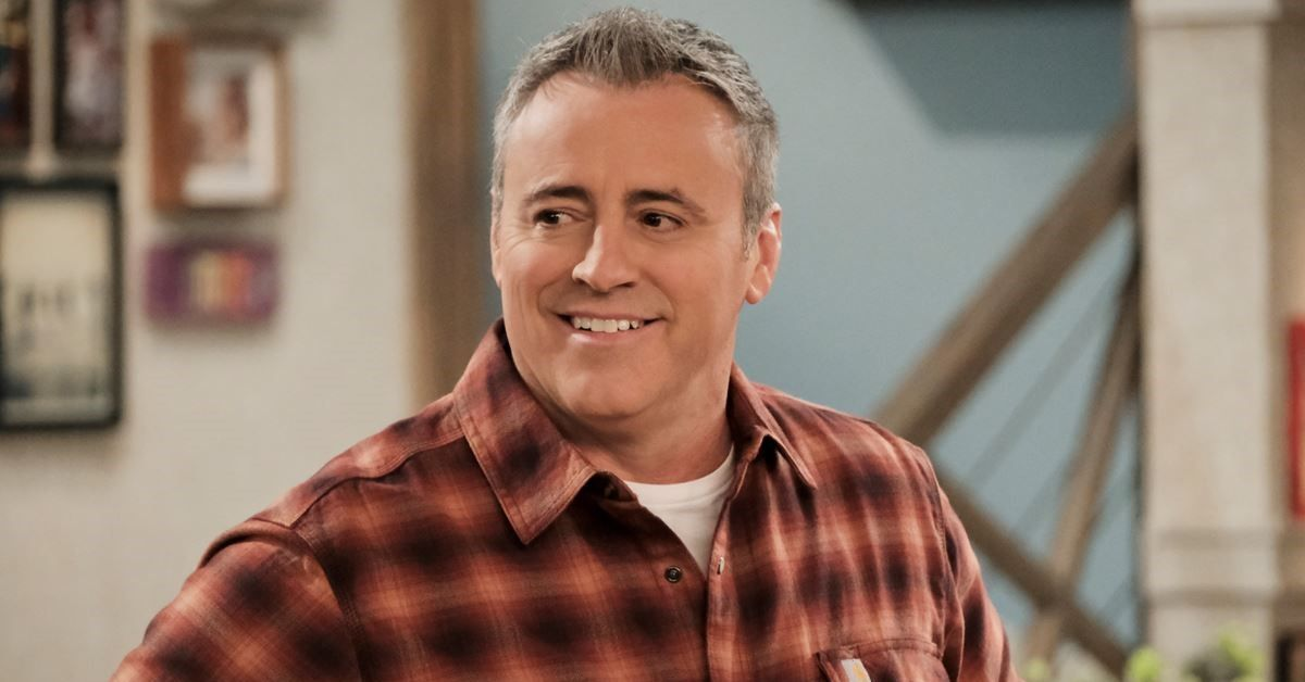 Here's Why CBS Cancelled Matt LeBlanc's 'Man With A Plan'