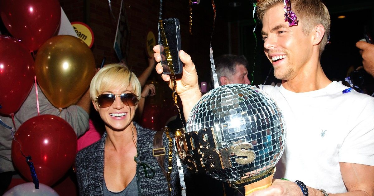 Ranking The Best 'Dancing With The Stars' Pros, By Mirrorball Wins
