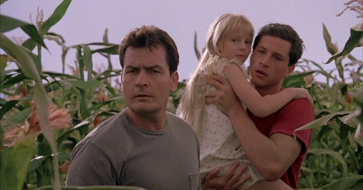 Charlie Sheen Was Paid $250,000 For One Day Of Work For This Film