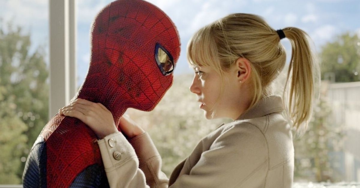 Emma Stone Joined The 'Spider-Man' Cast Because Of Andrew Garfield