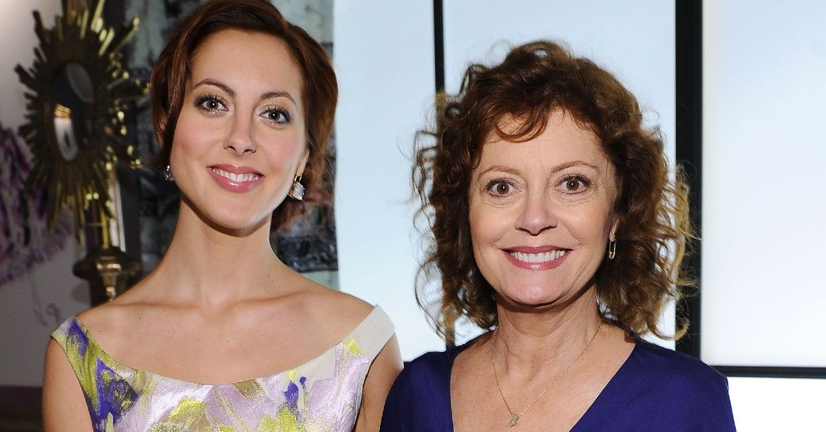 Everything We Know About Susan Sarandon's Daughter, Eva Amurri