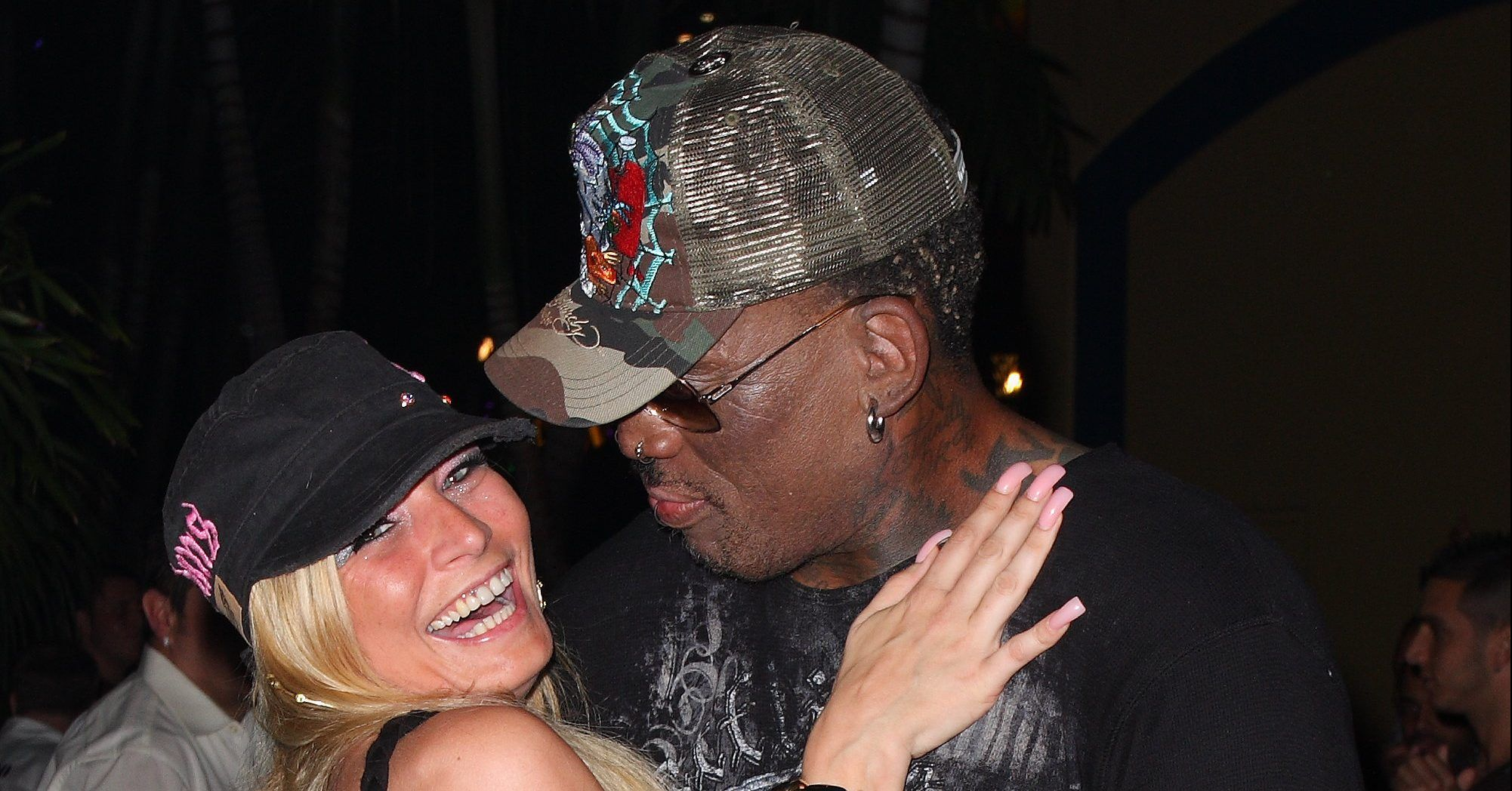 10 Facts About Carmen Electra & Dennis Rodman's 9-Day-Long Marriage