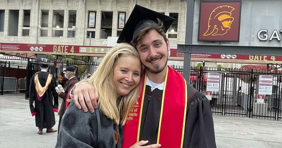 'Friends' Fans Shocked Over Lisa Kudrow And Son Resemblance In Graduation Snap