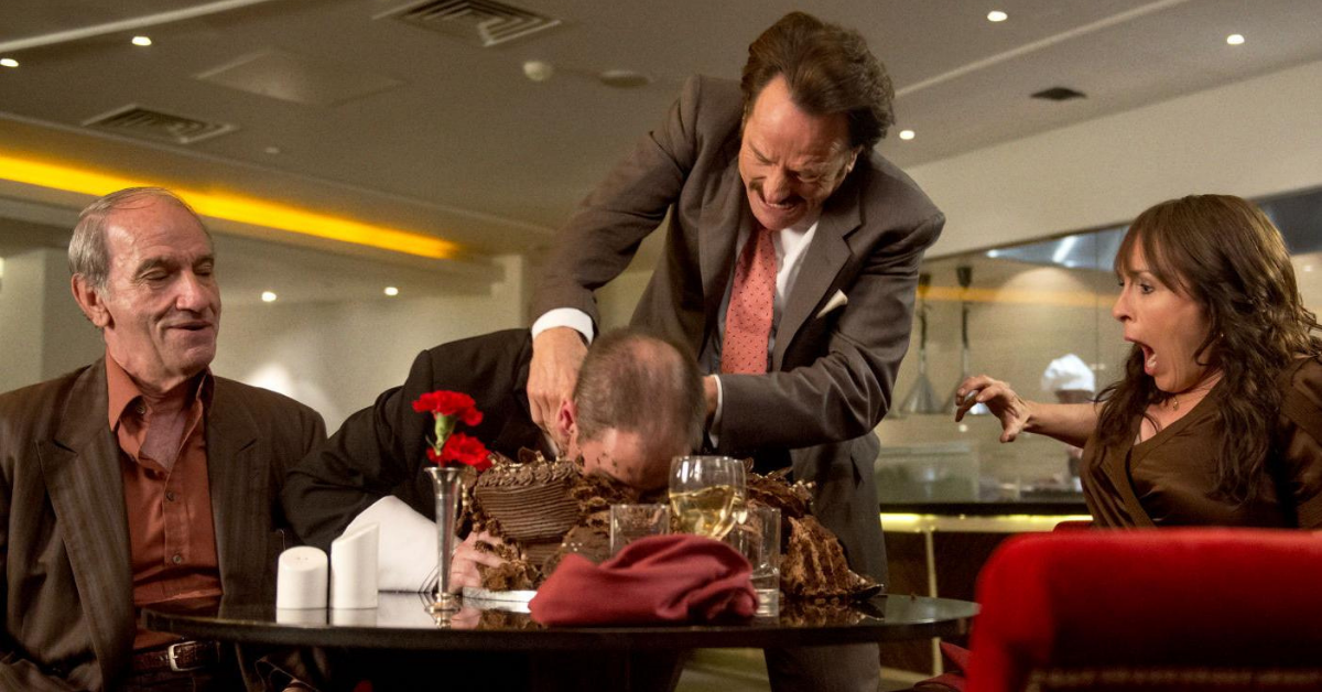 There Were Physical Altercations On Set While Filming 'The Infiltrator'