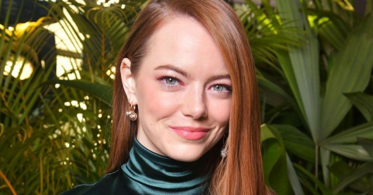 Emma Stone Acted 'Too Cool' In Front Of Steve Martin