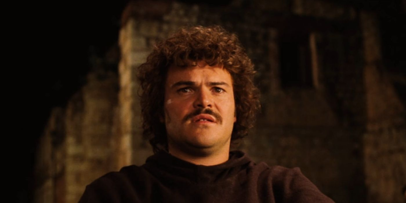 Jack Black's Role In 'Nacho Libre' Was Inspired By This Actor