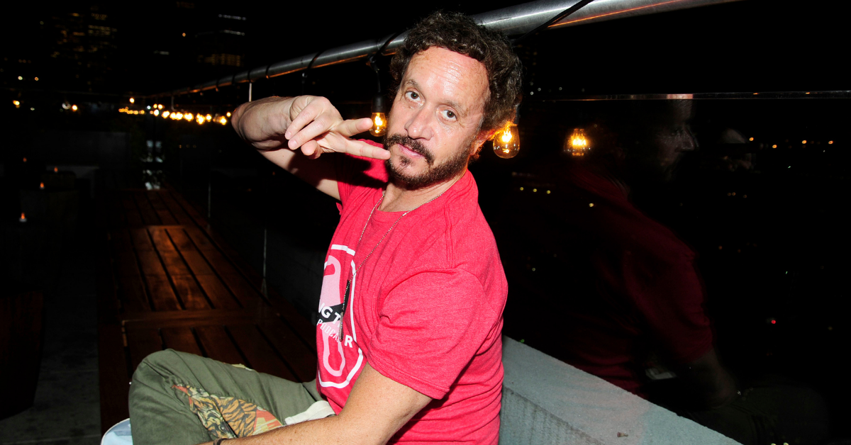 Whatever Happened To Former 90s Superstar, Pauly Shore?