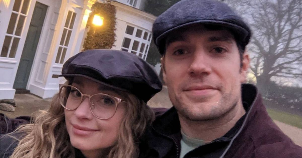 Henry Cavill Can't Stop Blushing On His Date With Girlfriend Natalie