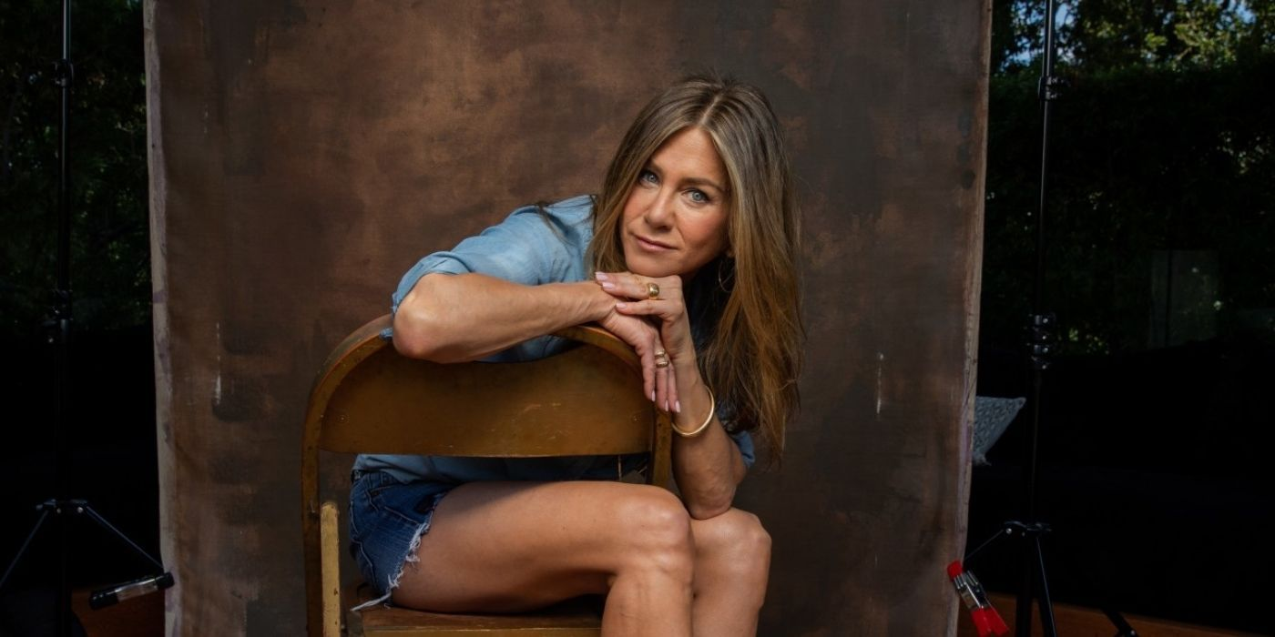 Jennifer Aniston Once Admitted She Has This Relatable Condition