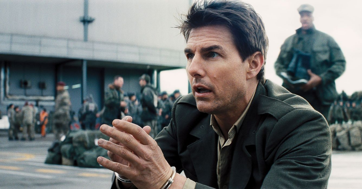 Tom Cruise Used His Celebrity Status To Meet This Iconic Actor