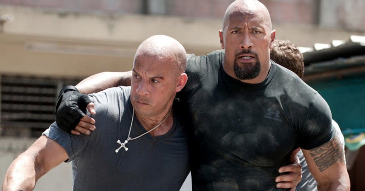 Fans Think The Dwayne Johnson-Vin Diesel Feud Is Totally Fake, Here's Why