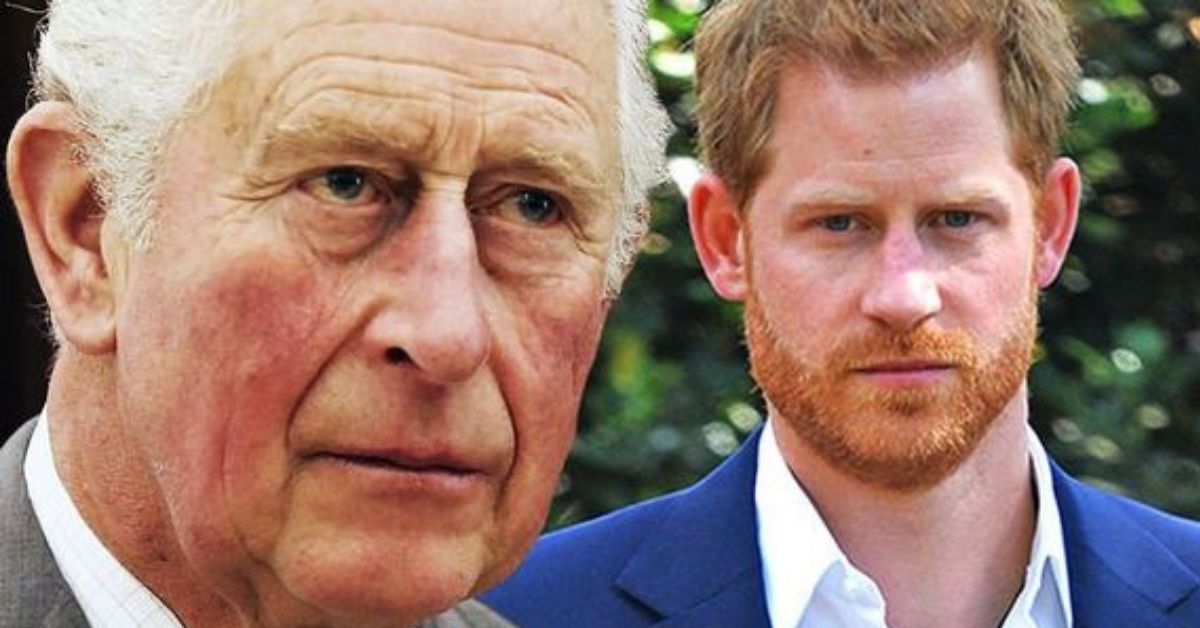 Fears Grow That Harry's 'Four-Book Deal' Could Stop Charles's Becoming King