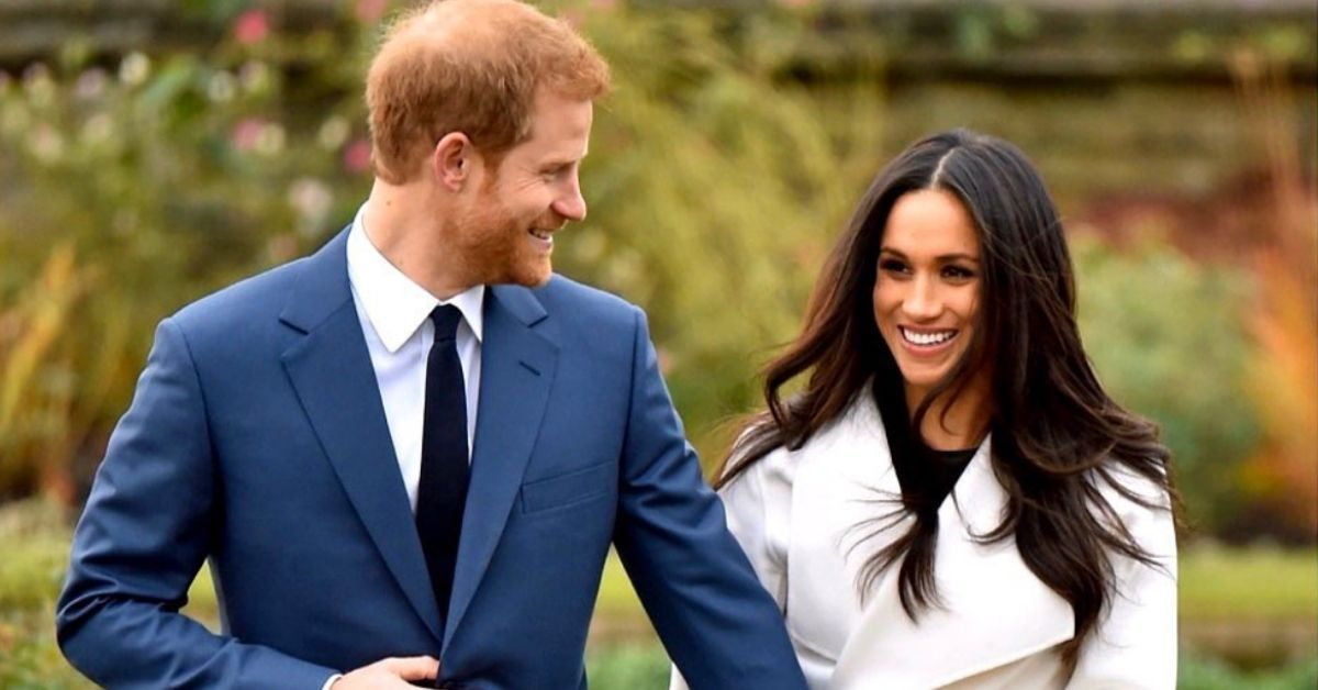 Prince Harry & Meghan's Daughter Lilibet Is Finally Added To Royal Line Of Succession