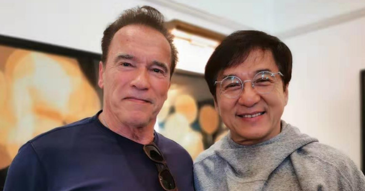 How Jackie Chan Made $40 Million During The Pandemic