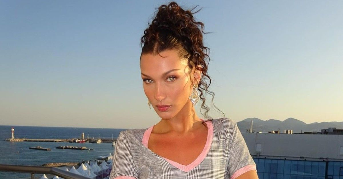 Bella Hadid's Hair Gets Chopped, Colored And Totally Transformed On TikTok